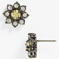 Juicy Couture 'Brilliant Blooms' Flower Stud Earrings