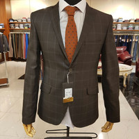 Men's Fitted Suit