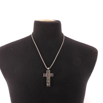 Chrome Hearts Oversized Cross