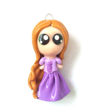 Rapunzel  Classic Disney Princess  Miniature by MonkeySushi