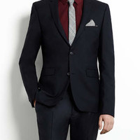 Navy Ultra Skinny Suit - Ultra Skinny Suits - Suits - TOPMAN