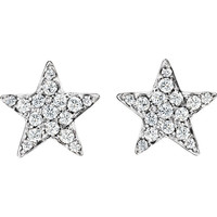 Finn Diamond Star Earrings at Barneys New York at Barneys.com
