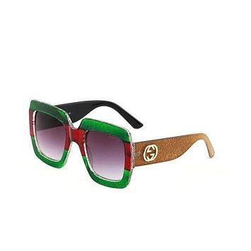 DCCKR2 GUCCI trend men and women sunglasses fashion sunglasses N-ANMYJ-BCYJ