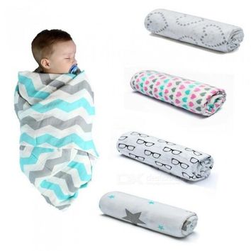 120*120 Inch Blanket Orgonic Cotton Baby Bath Towel  Baby Swaddles High Quality Newest Soft Blanket   SJ0013