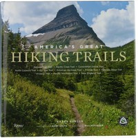 National Geographic Maps: Trails Illustrated America's Great Hiking Trails Guide Book One Color, One