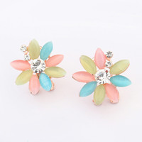 Korean Earring Simple Design Accessory [4918859524]