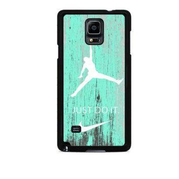 CREYUG7 Nike Jordan Mint Wood Samsung Galaxy Note 3 Case