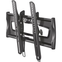 """Rocketfish™ - Low-Profile Tilting Wall Mount for Most 26"""" to 40"""" Flat-Panel TVs - Black"""