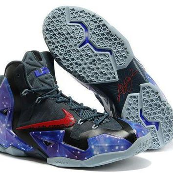 "LeBron 11 XI P.S Elite ""Galaxy Star"" Sneaker Shoe"