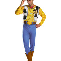 Toy Story Woody Classic Adult Mens Costume – Spirit Halloween