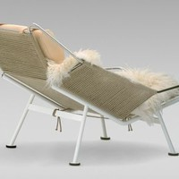 FLAG HALYARD CHAIR, design Hans J Wegner