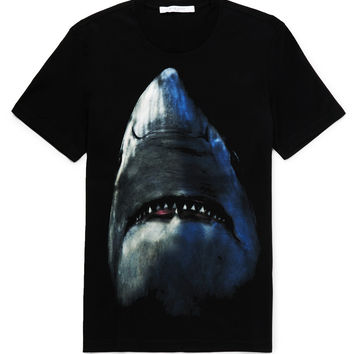 Great White Shark Graphic T-Shirt by Givenchy
