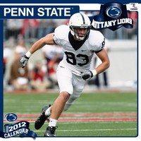 2012 PENN STATE NITTANY LIONS 12X12 WALL CALENDAR
