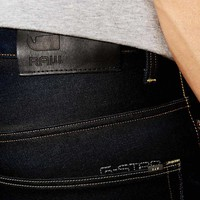 G-Star Jeans 3301 Straight Fit Hydrite Dark Indigo Aged