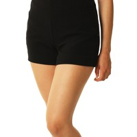 Banana Republic Women's High Waist Flat Front Shorts