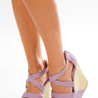 Show Your Colors Wedges: Lavender