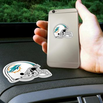 Miami Dolphins NFL Get a Grip Cell Phone Grip Accessory