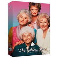 The Golden Girls 1000pc Puzzle