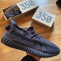 ADIDAS YEEZY 350 V2 Men Women Casual Breathable Sport Running Shoes Sneakers