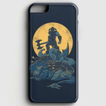 The Elder Scrolls V Skyrim Dragon Slayer iPhone 6 Plus/6S Plus Case | casescraft