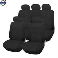 High Quality Car Seat Covers Volvo S60L V40 V60 S60 XC60 XC90 XC60 C70 s80 s40 car accessories car sticker