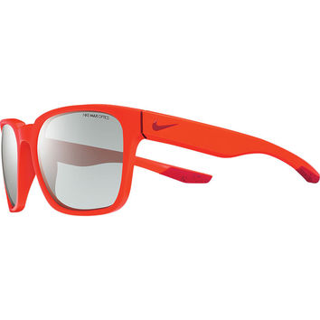 Nike SB Recover Sunglasses Crimson Red Frame Smoke Super Flash Lens EV0875-806