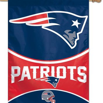 "New England Patriots 27""x37"" Banner"