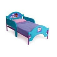 Delta Childrens Doc McStuffins toddler bed new for 2013