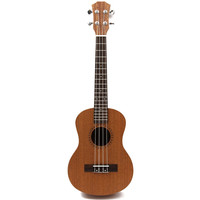 "Free shipping 26"" Tenor Cutaway Acoustic ukulele Hawaii Guitarra Music Instrument Ukelele Promotion 18 Fret"