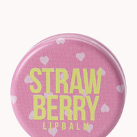Sweet Flavored Lip Balm