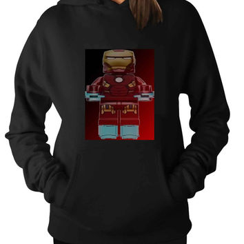 iRon Man 3 Lego For Man Hoodie and Woman Hoodie S / M / L / XL / 2XL*AP*