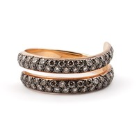 Ileana Makri Double Band Ring - A'maree's - Farfetch.com