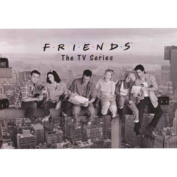 Friends TV Show Cast Poster 24x36