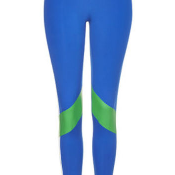 **7/8 Leggings by adidas StellaSport - Blue