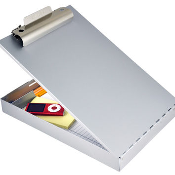 Saunders Recycled Aluminum Redi-Rite Storage Clipboard – Letter/A4 Size