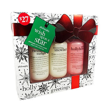 Philosophy Wish Upon a Star Set - 3pc