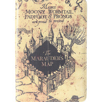Harry Potter Marauder's Map Tablet Case