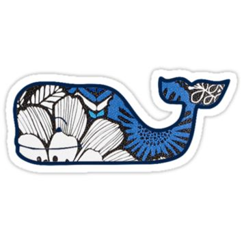 Flower Vineyard Vine Whale