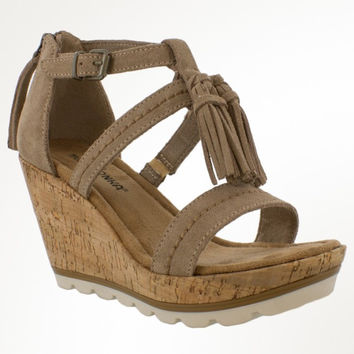 Lincoln Wedge Sandal