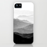 Mountain Mist iPhone & iPod Case by Freddie Ardley