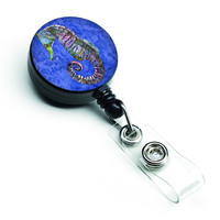 Seahorse Retractable Badge Reel 8639BR