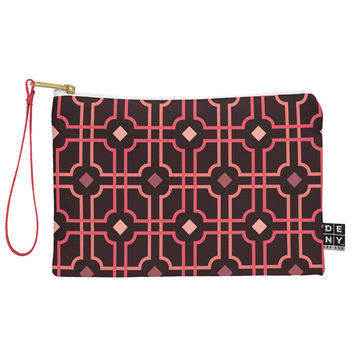 Caroline Okun Autumn Lattice Pouch