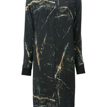 By Malene Birger marble print dress