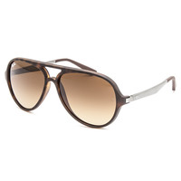 Ray-Ban Active Aviator Sunglasses Tortoise One Size For Men 27208140101