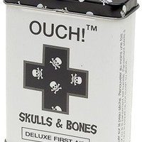 OUCH! Skulls And Bones Plasters