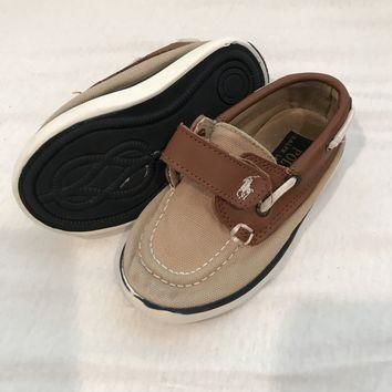 Polo Ralph Lauren Boat Shoes