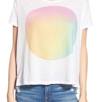 Sundry 'Watercolor' Graphic Tee | Nordstrom