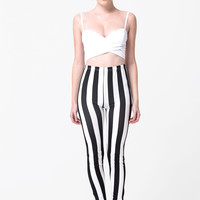Rock These Striped Leggings