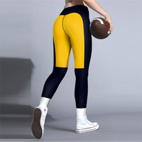Autumn Hot Sale Women's Fashion Yoga Sports Leggings [83148767247]
