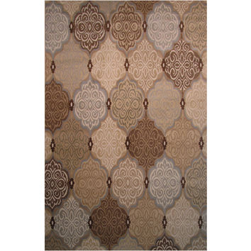 LA Rugs Legacy Collection Area Rug